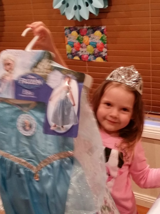 Elsa Frozen Dress Ups