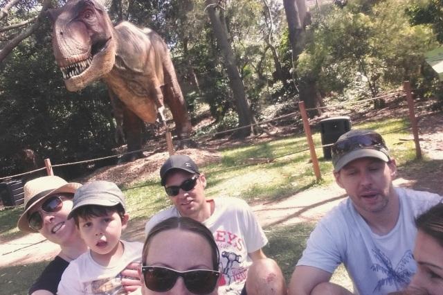 Damn selfie stick!!