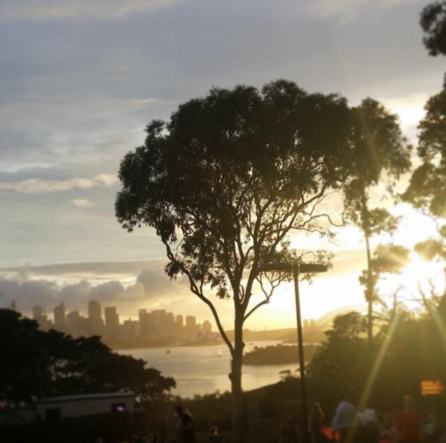 Sydney @Twilight